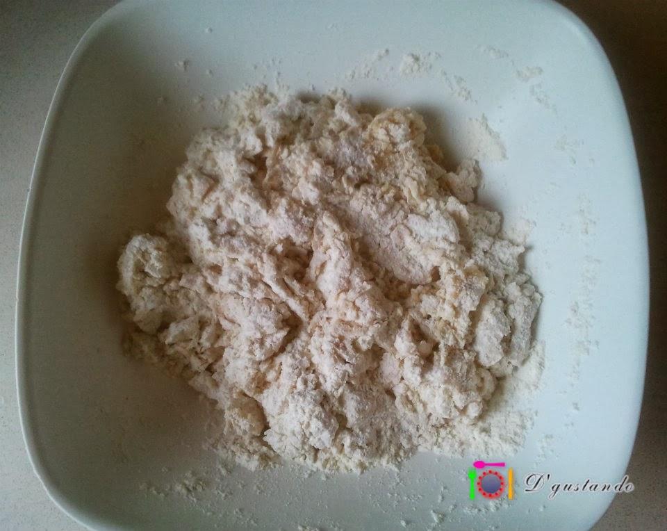 Mezclamos e integramos los ingredientes