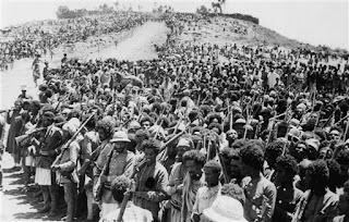 Adwa Battle Ethiopia vs Italy 1896