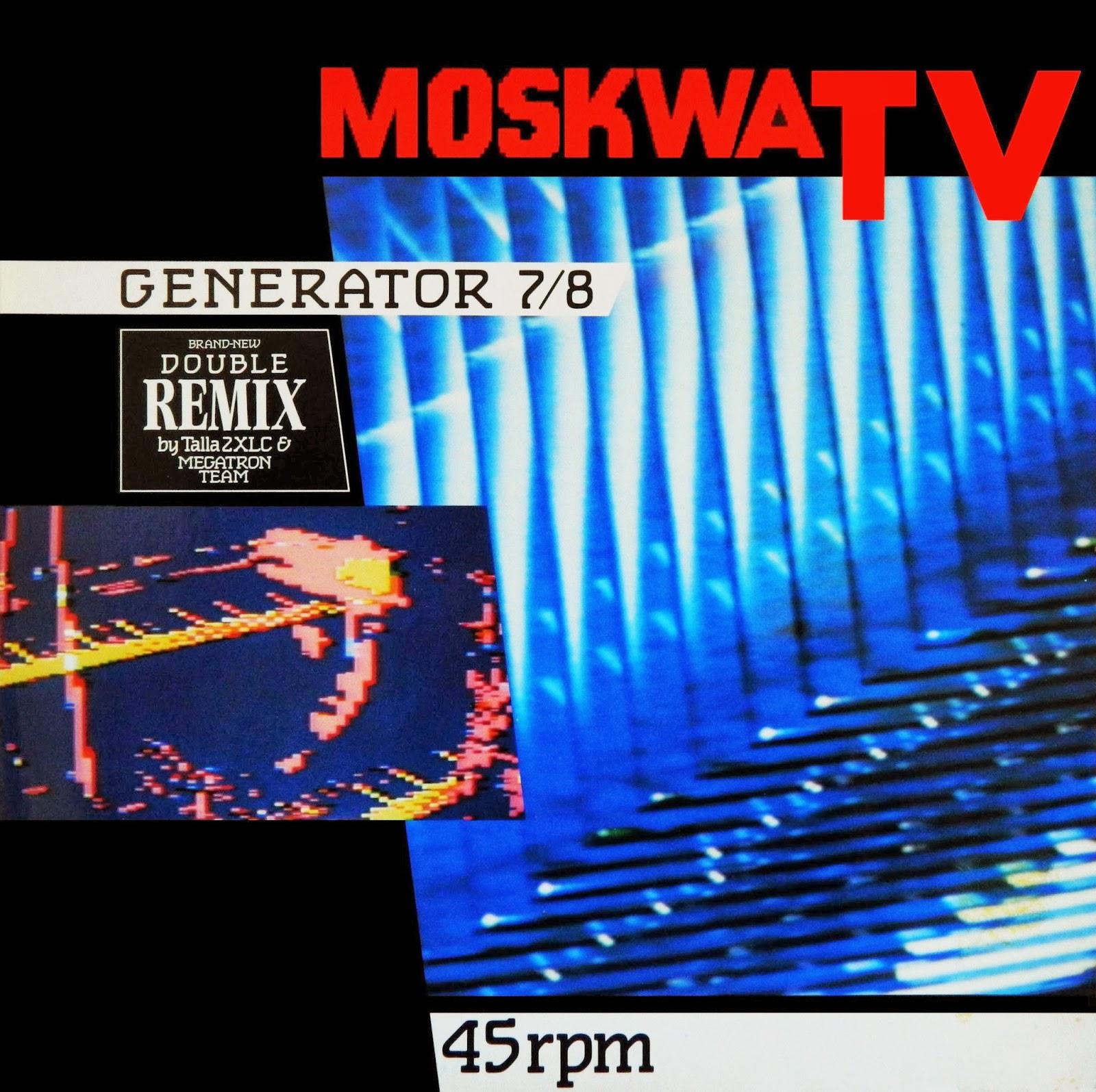 Moskwa TV Generator 78
