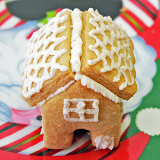"Gluten free, Egg-Free, Milk-Free ""Ginger""bread house"