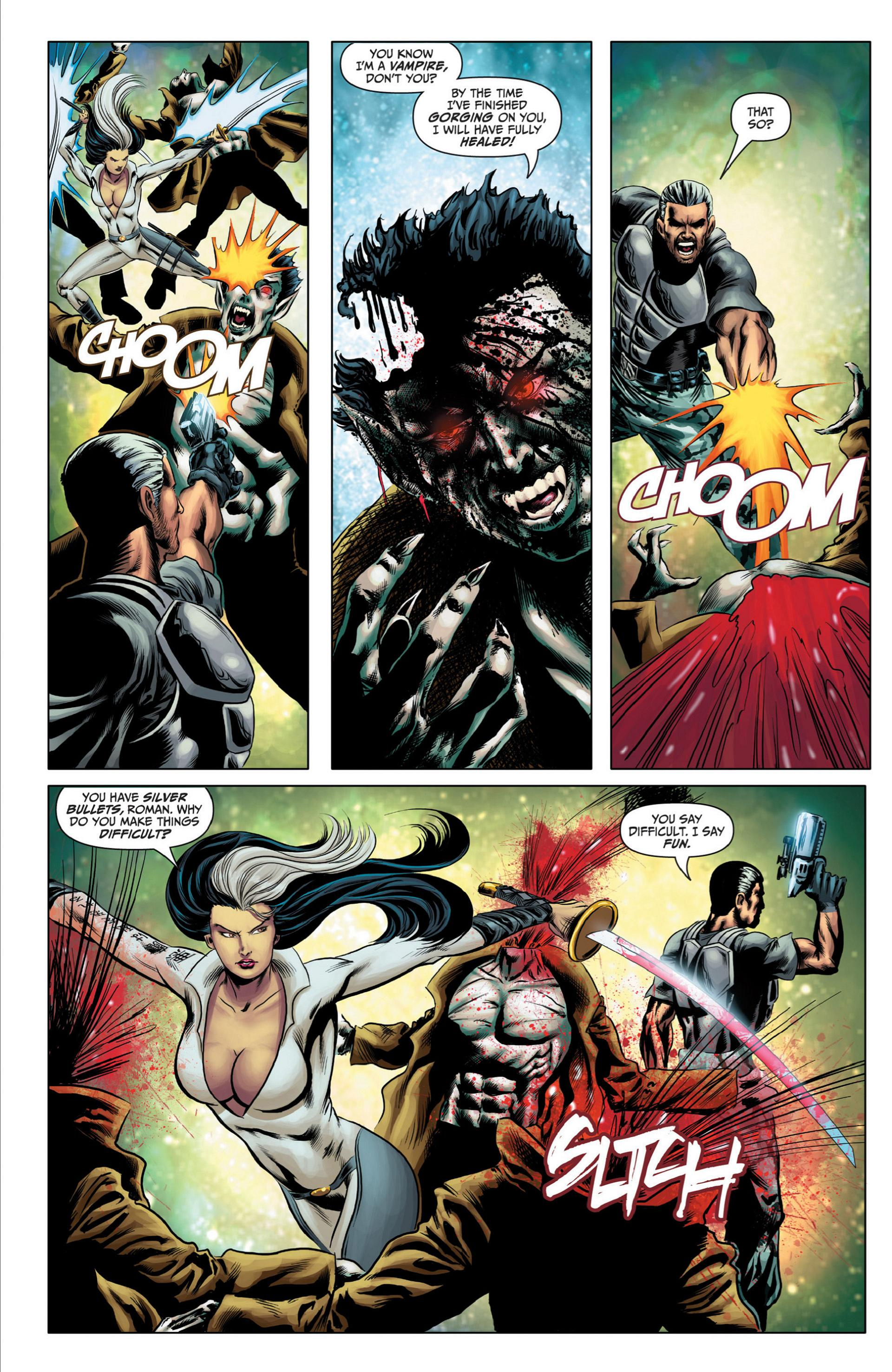 Grimm Fairy Tales (2005) Issue #85 #88 - English 30