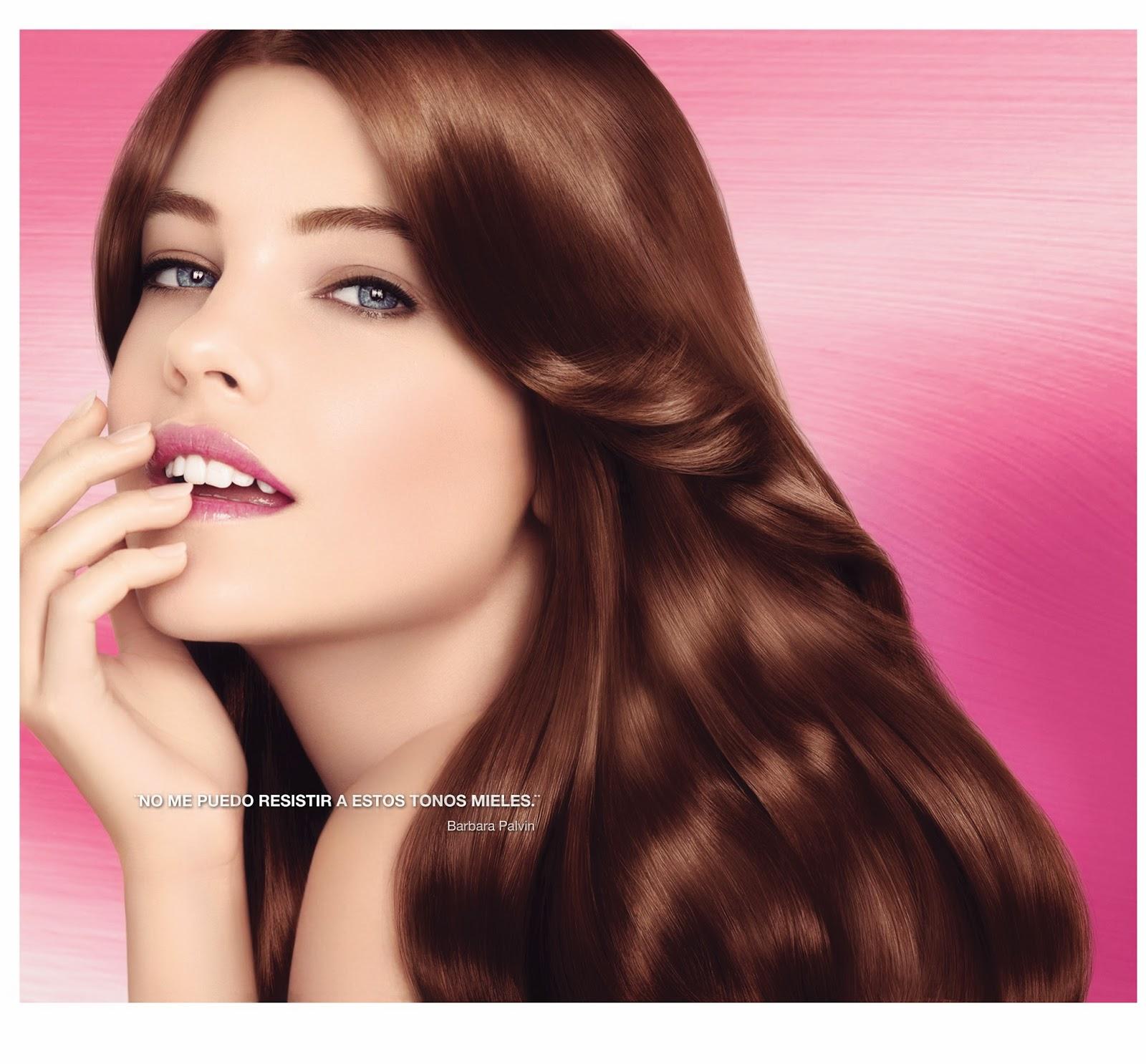 Oréal Paris presentó dos nuevos tonos de su línea de tintes C ...