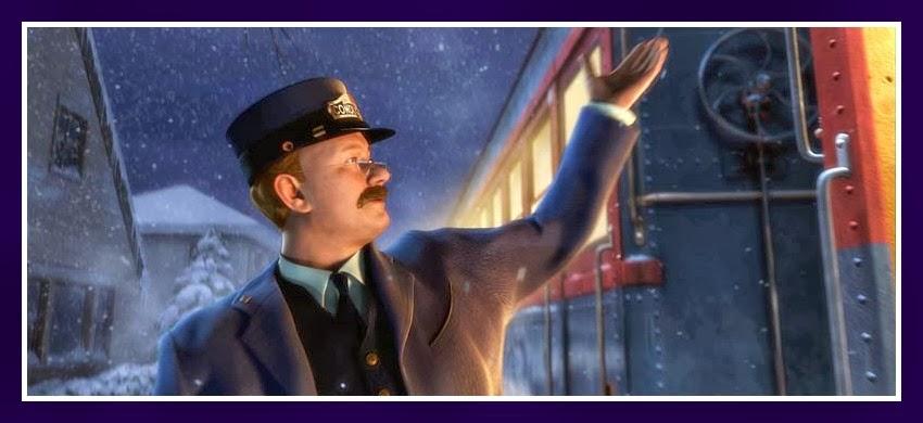 Polar Express Book Illustrations The polar express movie