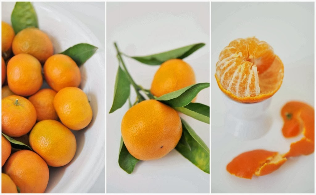 Easy peeling of fruits like Oranges
