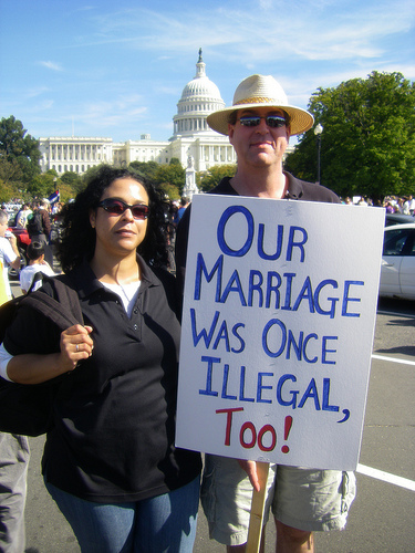 keeping gay marriage illegal Gay marriage around the world  ruled that that all people are free to choose independently to start a family in keeping with their sexual orientation.