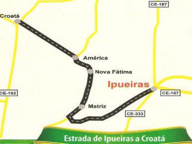 ESTRADA IPUEIRAS-CROATÁ