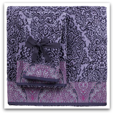 En casa de oly diciembre 2012 for Zara home toallas bano