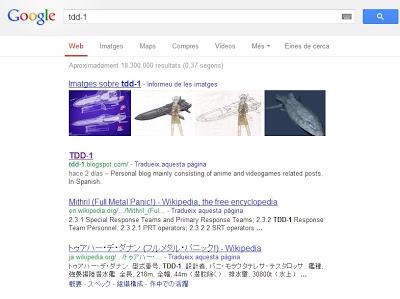 Búsqueda de Google: tdd-1