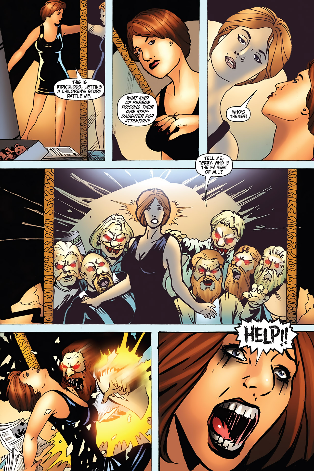 Grimm Fairy Tales (2005) Issue #7 #10 - English 23