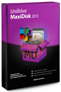 serial Uniblue MaxiDisk 2013 1.0.3.10 Full