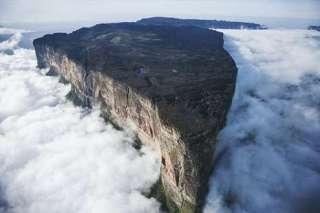 7 Gunung Terunik Di Dunia