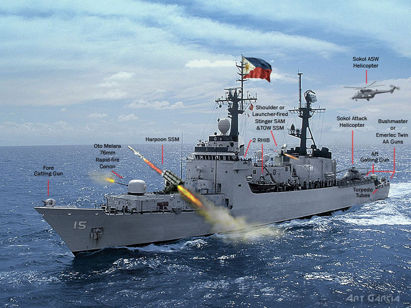 Philippine New Military Weapons