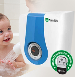 AO Smith 15L Storage Geyser - HSE-SES-15 Online | Buy AO Smith 15L Water Heater, India - Pumpkart.com