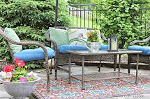 Garden Treasures Wicker Patio Furniture