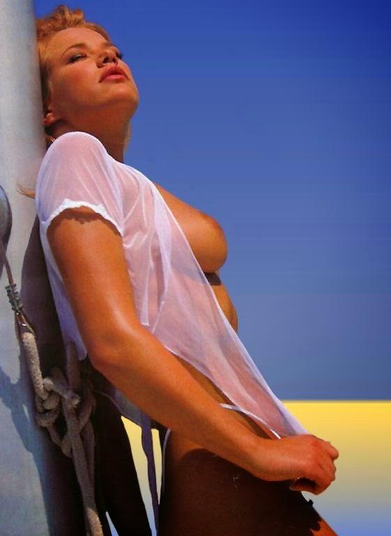 Monika nackt alexandra neldel Celebrity Naked