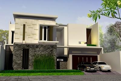 Gambar Desain Rumah Mewah Minimalis