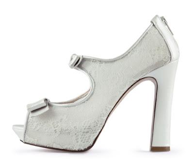 Zapatos para Novias Lodi otoño - invierno 2012/2013