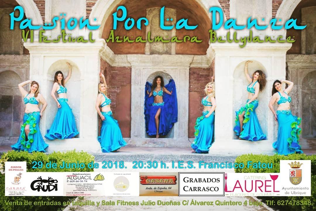 VIERNES, 29 DE JUNIO DE 2018. A las 20:30 h. Teatro de IES Francisco Fatou de Ubrique (Cádiz)