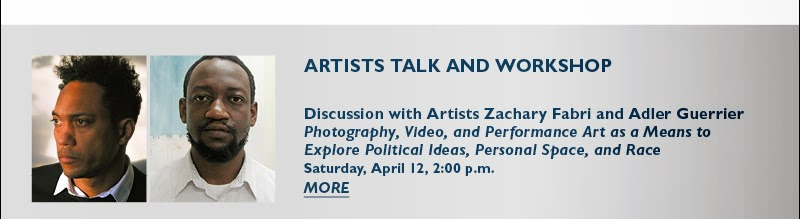 http://www.moafl.org/home/events/2014/04/12/art-talk-zachary-fabri-and-adler-guerrier-the-architecture-of-discourse#.UzTfHV5AZ9l