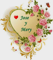 Jose, eres el amor de mi vida, Te Amo.