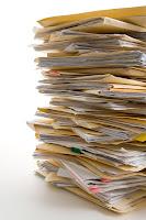doküman,belge,üst üste dosyalar, bir çok evrak yığını
