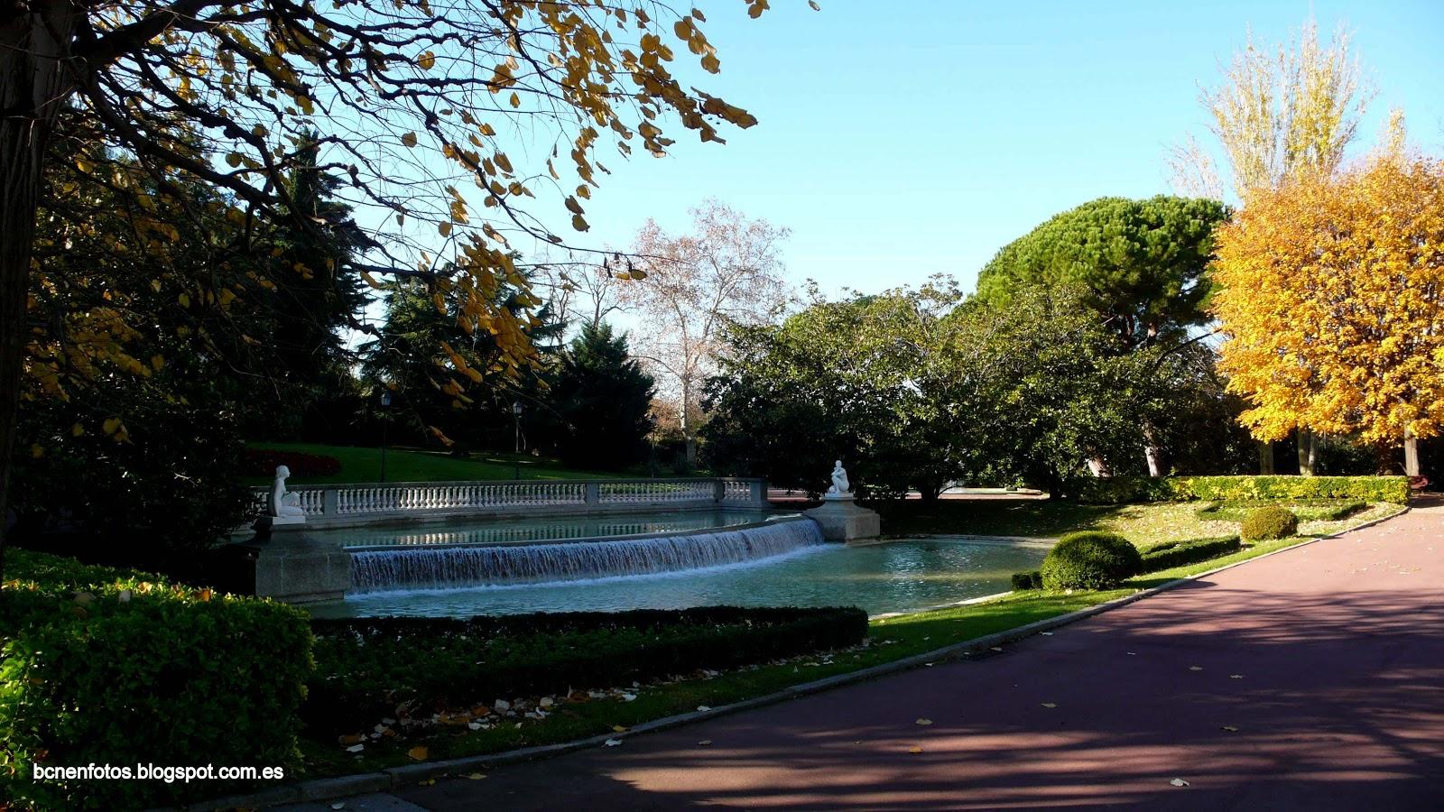 Mi barcelona jardines de joan maragall y palacete alb niz for Jardines de barcelona