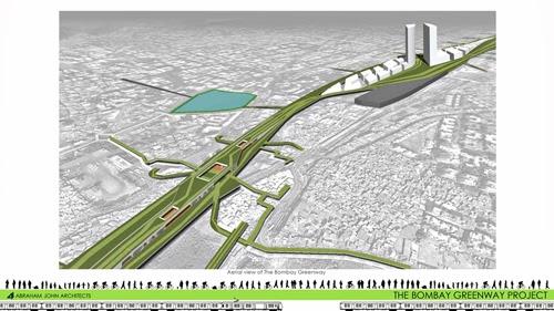 Ar. Abraham John 'Bombay Greenway Project'
