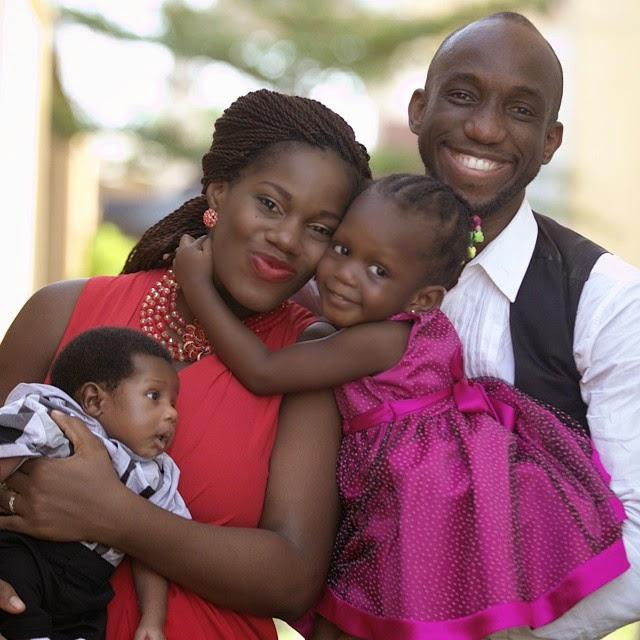 Obiora Obiwon Share Adorable Family Photos
