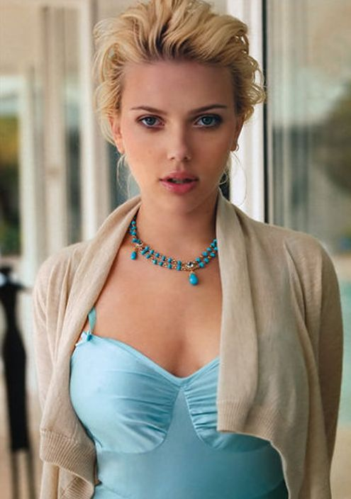 Scarlett+Johansson+cute+photos