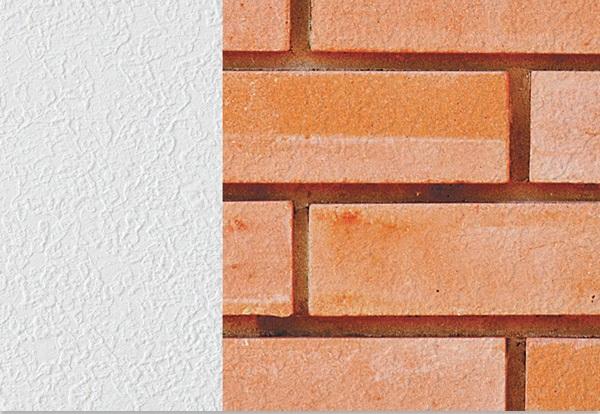 papel de parede tijolo aparente