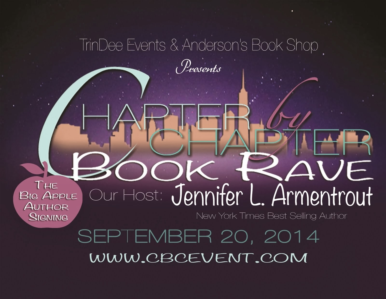 Chapter by Chapter Book Rave!
