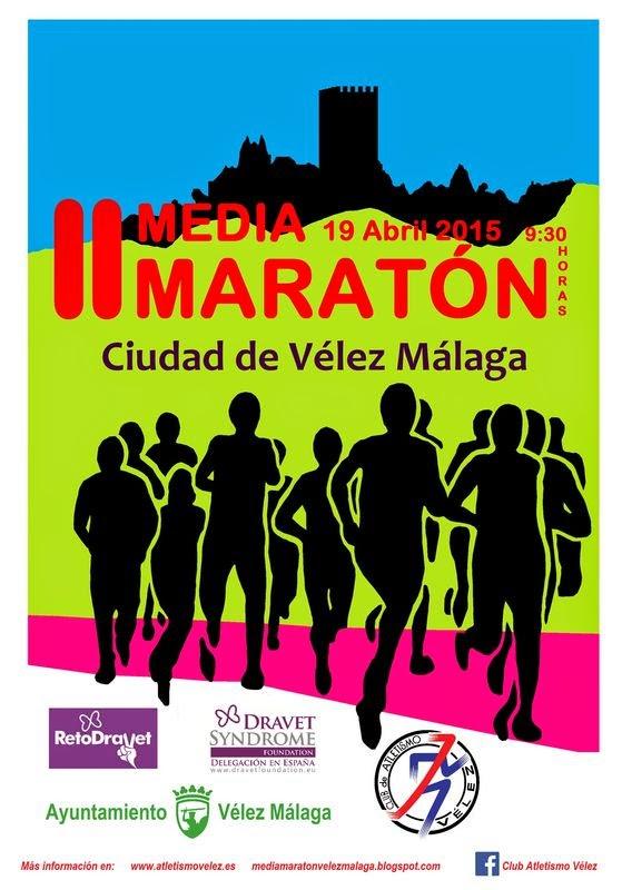 II Media Maratón Vélez Málaga 2015