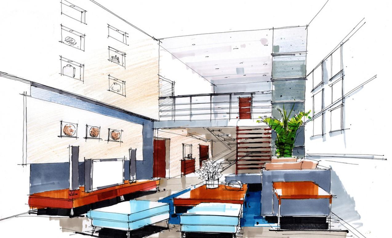 Dise adora de interiores servicios de interiorismo for Interior decoration design services