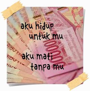 money not everything, foto status
