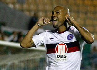 Bahia vence o Palmeiras fora de casa e sai do Z-4