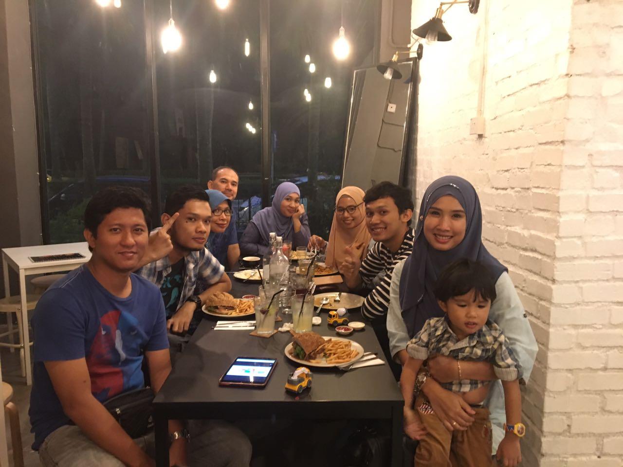 Anechoic Cafe - Damansara Perdana, Selangor