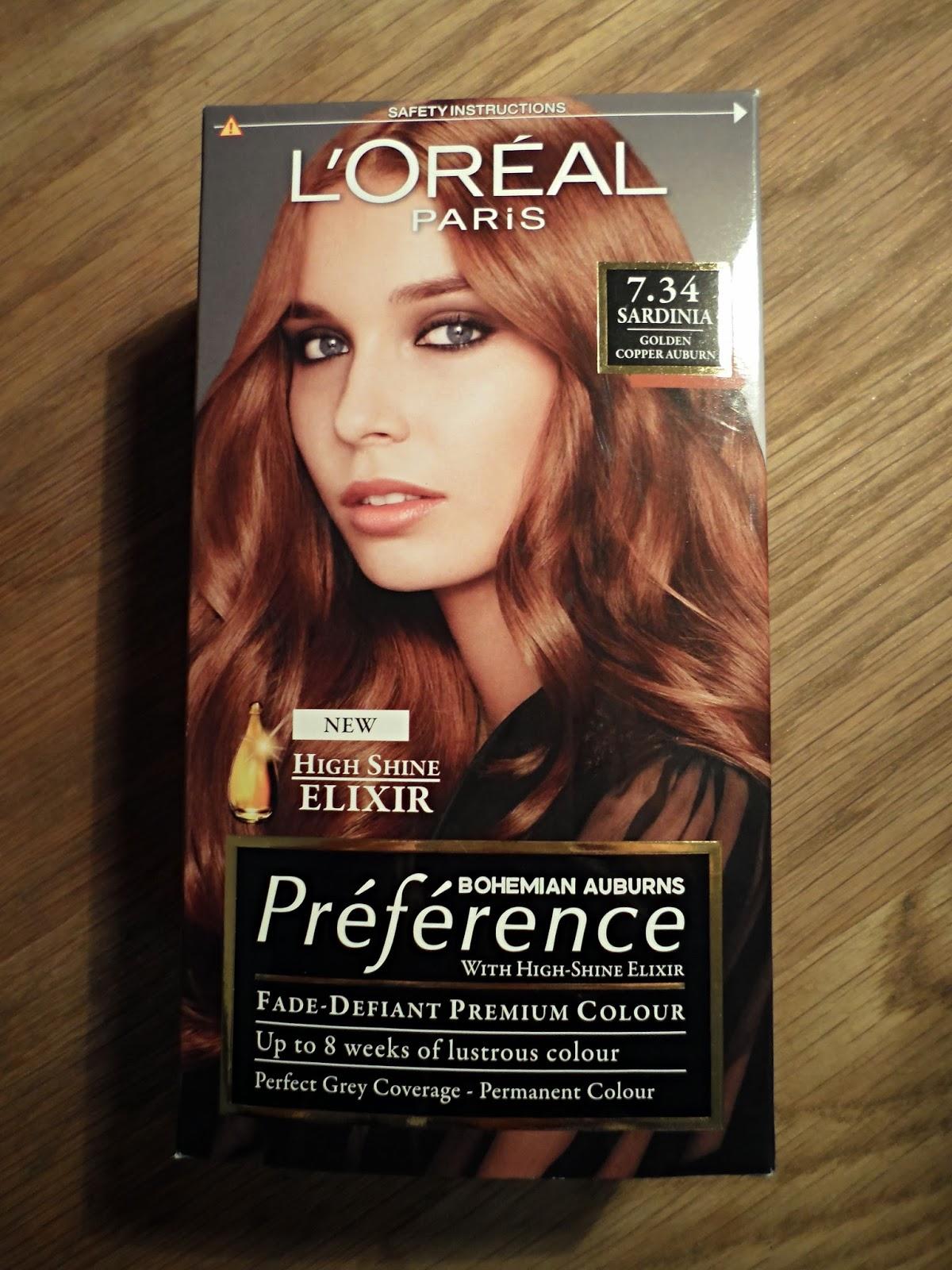 Dark Golden Brown Loreal | Dark Brown Hairs