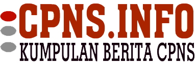 Info CPNS 2017-2018 | Pengumuman Penerimaan Pendaftaran Soal CAT Panselnas Online
