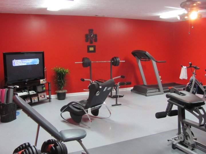 Our Home Gym~