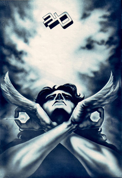 ЭХО — плакат