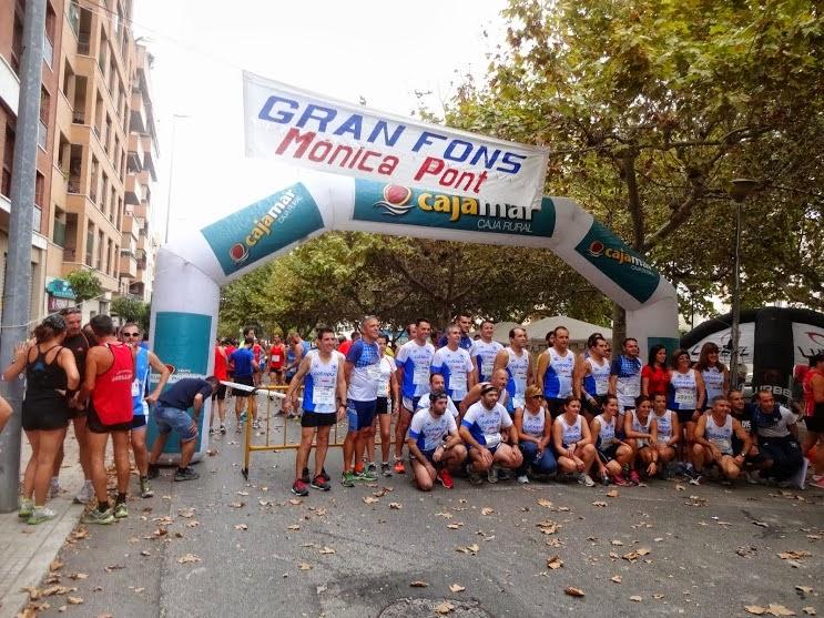 XIV Gran Fons Mònica Pont Albaida 2013
