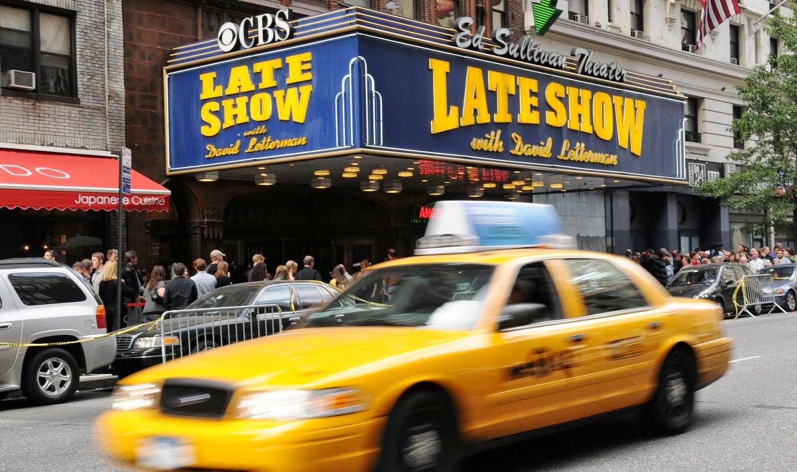 Como assistir a gravação de um programa de TV em Nova York
