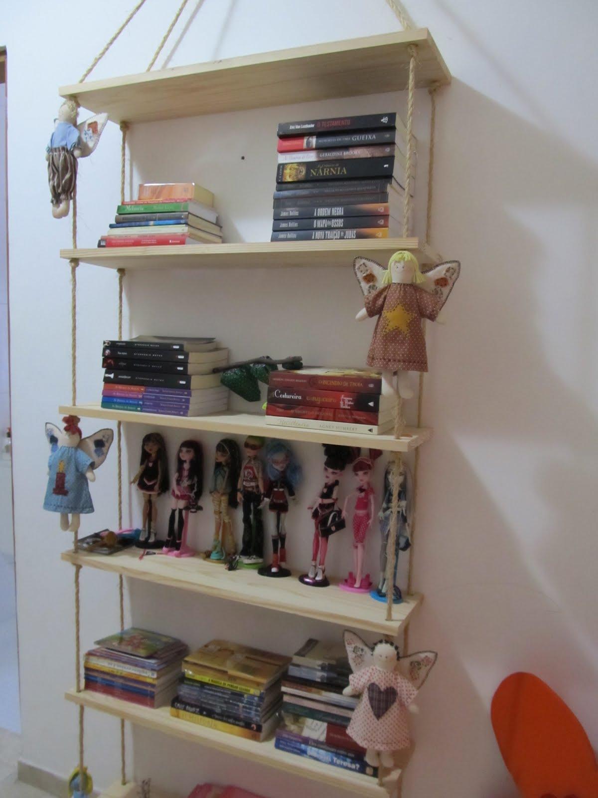 Bem Aprendiz Aprendiz Meesmo !!!!: Estante para livros e brinquedos #6C3C30 1200x1600