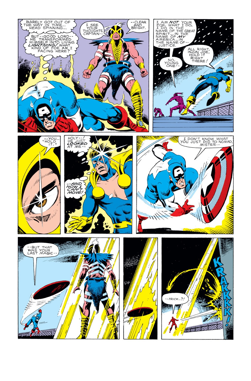 Captain America (1968) Issue #292 #208 - English 18