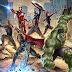 Veja os banners em português e as descrições dos heróis em Os Vingadores