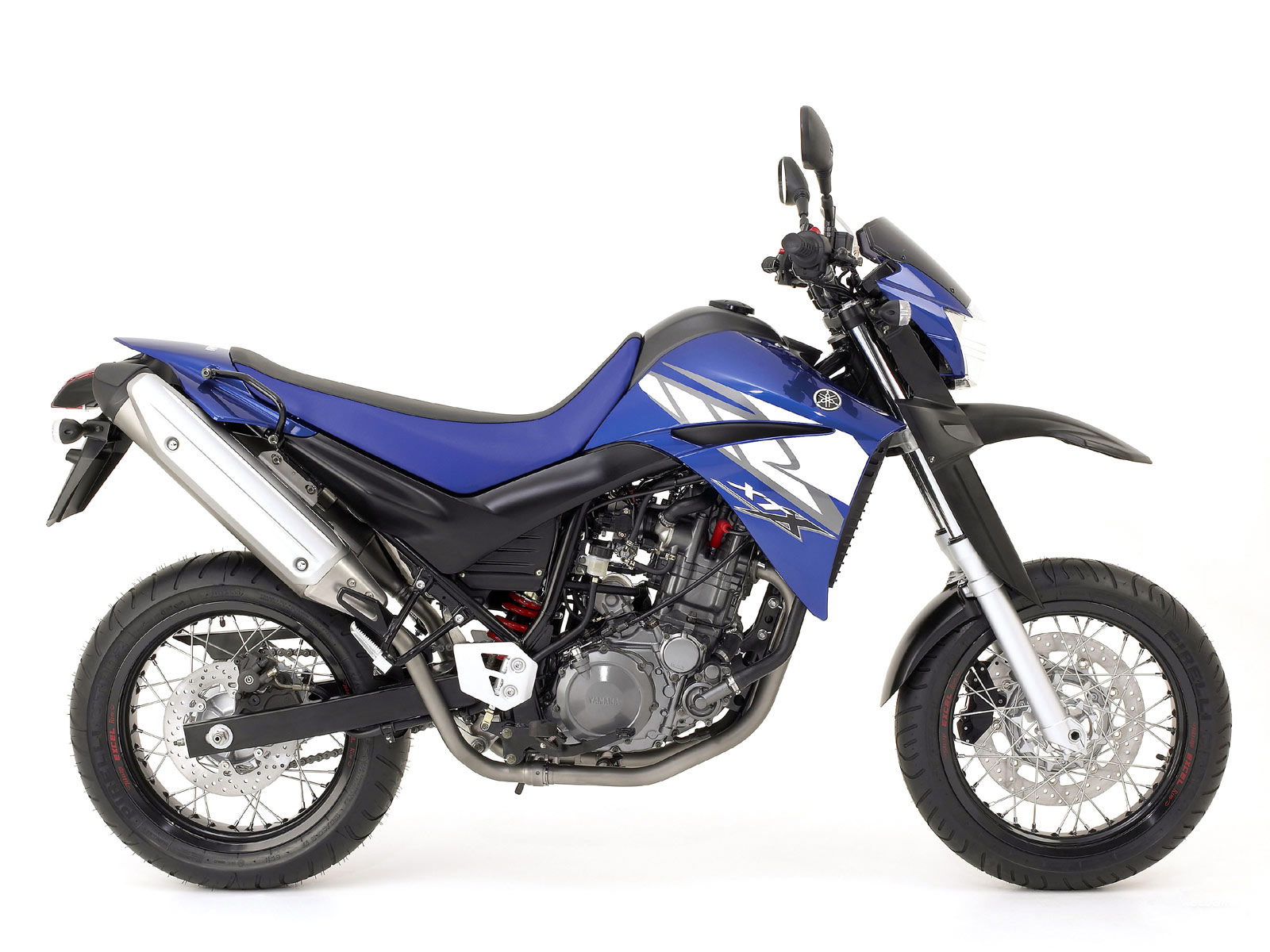 2005 YAMAHA XT660X Motorcycle pictures