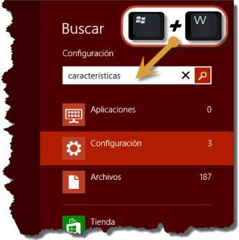 Conoce los atajos de teclado de Windows 8