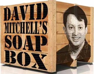 David Mitchell's Soapbox logo