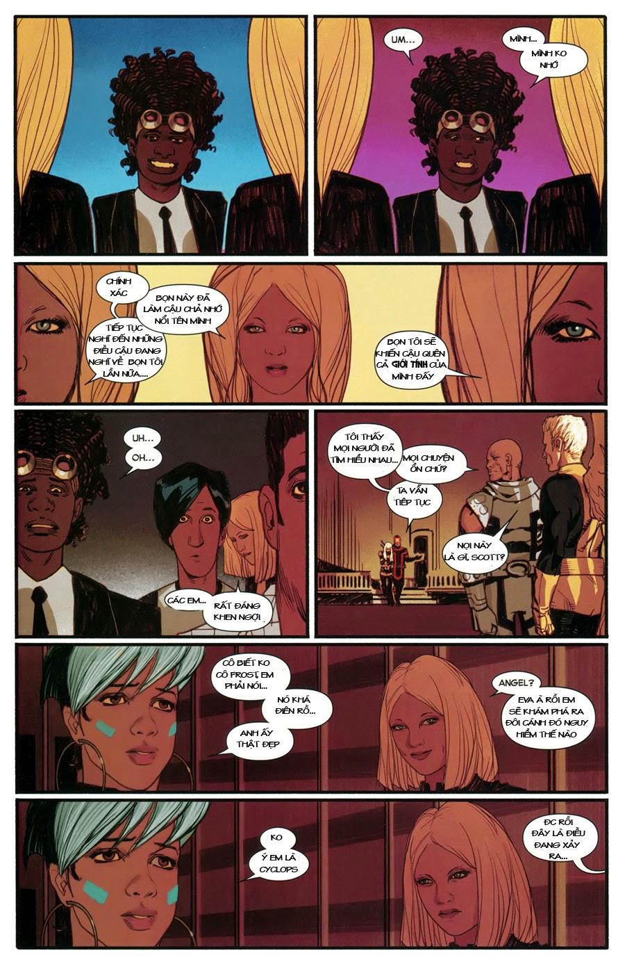 Uncanny X-Men chap 5 - Trang 18
