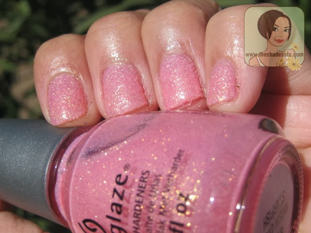 China Glaze Wish on A Starfish